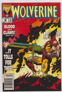 Wolverine #36