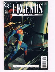 Superman Legends Of The DC Universe #2 VF DC Comic Book Robinson DE10