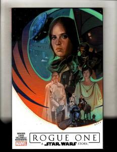 Star Wars Rogue One Marvel Comics TPB Graphic Novel Comic Book Jynn Erso J348