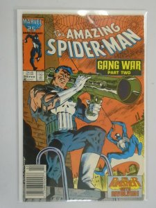 Amazing Spider-Man #285 Newsstand edition 4.0 VG (1987 1st Series)
