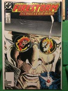 Firestorm The Nuclear Man #62