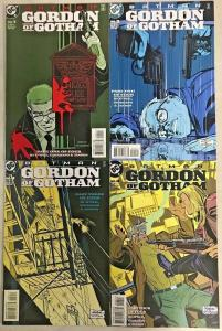BATMAN GORDON OF GOTHAM#1-4 NM LOT 1998 DC COMICS