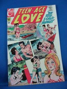 TEEN AGE LOVE 69 Fine VF 1969