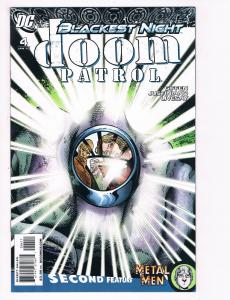 Blackest Night Doom Patrol # 4 NM DC Comic Books Batman Superman Flash S92