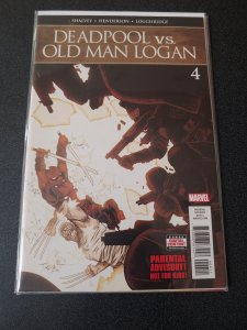 ​DEADPOOL VS. OLD MAN LOGAN #4 NM