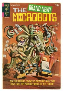 Microbots 1   Painted cover   10271-112