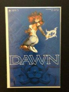 Sirius DAWN #3 1st printing Joseph Linsner 1996 VF/NM (A113)