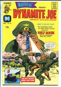 WARFRONT #38 1966-HARVEY-DYNAMITE JOE-WALLY WOOD-vf