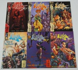 Ninja Boy #1-6 VF/NM complete series - wildstorm comics - ale garza 2 3 4 5 set