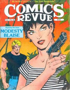 Comics Revue #26 FN; Comics Interview | save on shipping - details inside