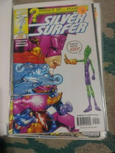 What If...? #  104  1998  Marvel  WHAT IF SILVER SURFER  IMPOSSIBLE MAN INFINITY
