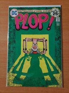 Plop! #9 ~ FINE - VERY FINE VF ~ (1974, DC Comics)