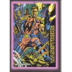 1993 Skybox Ultraverse: Series 1 WARSTRIKE #88