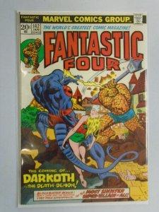 Fantastic Four #142 6.0 FN (1974 1st Series)