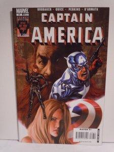Captain America #36