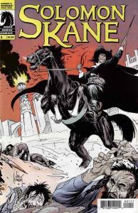 Solomon Kane (Dark Horse) #1A VF/NM; Dark Horse | save on shipping - details ins