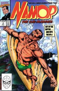Namor: The Sub-Mariner #1, NM- (Stock photo)