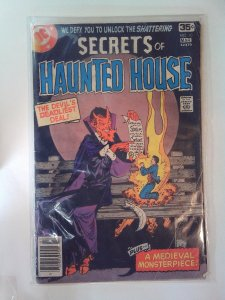 Secrets of Haunted House #10 (1978)