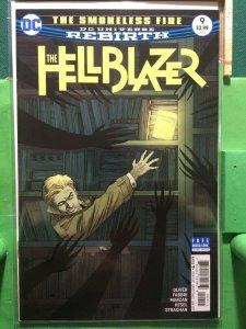 The Hellblazer #9 DC Universe Rebirth