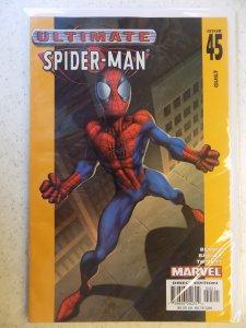 ULTIMATE SPIDER-MAN # 45