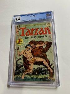 Tarzan 207 Cgc 9.6 Ow/w Pages Dc Comics Bronze Age 2042371019
