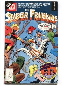 Super Friends #14-Origin of WONDER TWINS-Whitman variant-DC