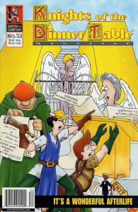 Knights of the Dinner Table #52 VF/NM; Kenzer and Company | save on shipping - d
