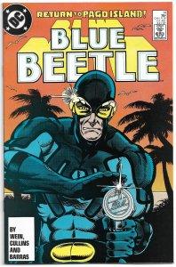 Blue Beetle #14 (1987) VF-NM