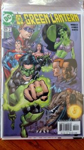 GREEN LANTERN #129 (DC, 2000) Condition:  Condition: NM/MT