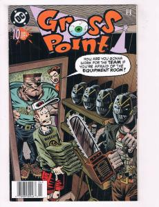 Gross Point #10 VF DC Comics Comic Book Apr 1998 DE38 AD11
