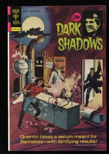Dark Shadows #20 NM 9.4