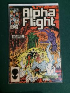 Alpha Flight #24