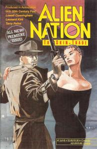 Alien Nation: The Skin Trade #1 VF; Adventure | save on shipping - details insid