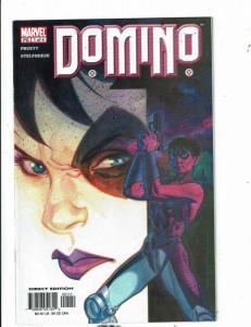 9 Marvel Comics Domino # 1 2 3 4 + Sabretooth 2 Muties 4 Morlocks 2 3 (2) CJ18