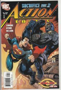 Action Comics #829 (Sep-18) NM Super-High-Grade Superman