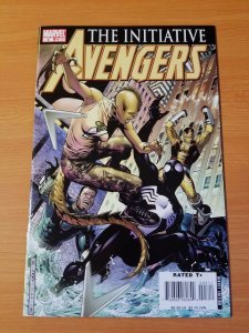 Avengers: The Initiative #3 ~ NEAR MINT NM ~ (2007, Marvel Comics)