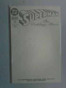 Superman the Wedding Album #1 Direct edition 8.0 VF (1996)