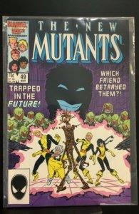 The New Mutants #49 (1987)