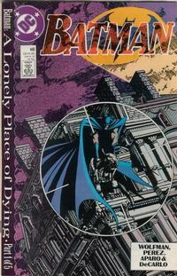 DC Comics Batman #440 NM