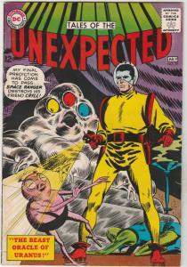 Tales of the Unexpected #77 (Jul-63) FN+ Mid-High-Grade Space Ranger, Cyrl
