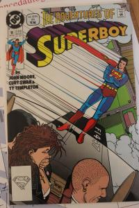 Superboy the Comic Book 11 NM
