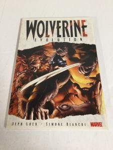 Wolverine Evolution Tpb Nm Near Mint Marvel Comics