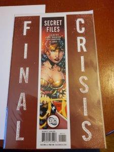 Final Crisis secret files (2008)