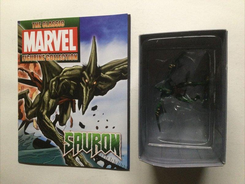 Sauron Marvel Figure Collection Lead Magazine Eaglemoss
