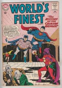 World's Finest #131 (Feb-63) FN+ Mid-High-Grade Superman, Batman and Robin