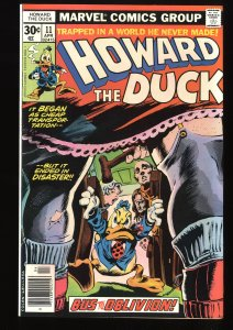 Howard the Duck #11 NM+ 9.6