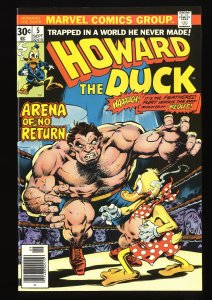 Howard the Duck #5 NM/M 9.8