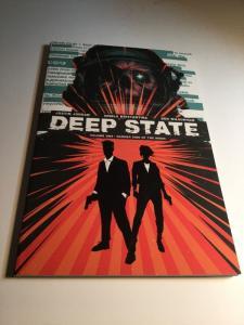 Deep State Vol 1 Darker Side Of The Moon Tpb Nm Near Mint Boom! Studios