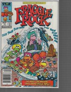 Fraggle Rock #1 (Marvel, 1985)
