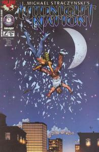 Midnight Nation #7 VF/NM; Image | save on shipping - details inside